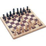 Jeux de stratégie en bois