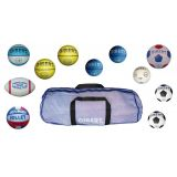 Ballons sport classique foot, basket, rugby, volley-ball