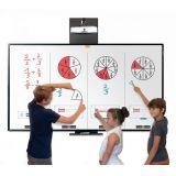 Tableau intéractif tactile émaillé e3 i3board