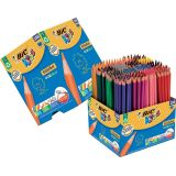 Crayons couleurs evolution bic