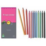 Crayons couleurs pichon