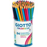 Crayons de couleur GIOTTO COLORS