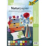 Atelier creatif papier nature/construction