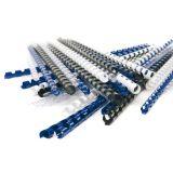 Reliures plastique a anneaux (peignes a relier)
