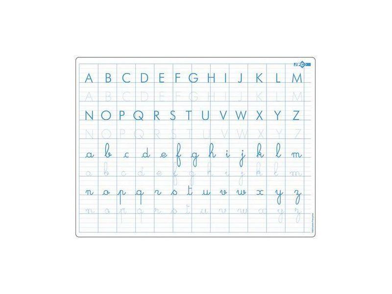 Pichon n 1 des fournitures scolaires - Lettre alphabet majuscule ...