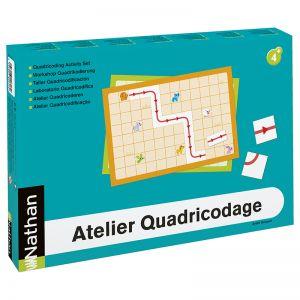 Atelier Quadricodage pour 4 enfants