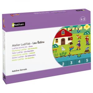 Atelier LudiTab - Les lutins