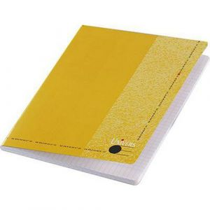 Cahier étudiant piqûre 70g 24x32 cm seyes 192 pages