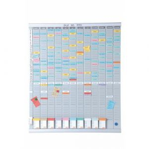 Kit planning annuel format : 660 x 772 mm