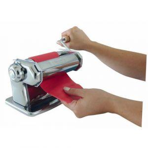 Machine pour pâtes polymères en acier inoxydable