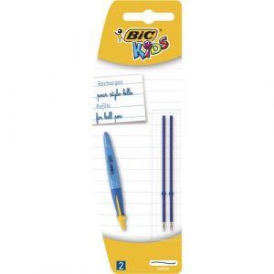 Recharge stylo Twist Premium bleu (Lot de 2)