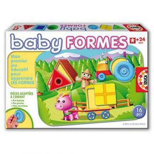 Puzzle baby formes