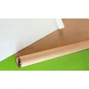 Rouleau kraft - 25 m x 1 m - 64 g - brun