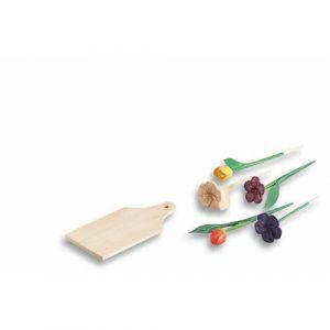 Planchette en bois à décorer (Lot de 12)
