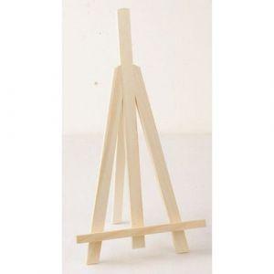 Chevalet bois à décorer 25 cm