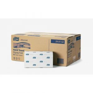 Carton 15 paquets 250 feuilles 2 plis 23 x 25 cm