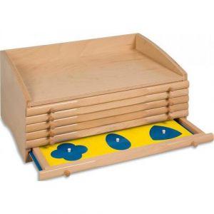 Montessori Atelier de géométrie
