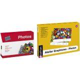 Imagier photos - Graphismes + Atelier Graphisme - Photos - Offre spéciale