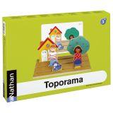 Toporama pour 4 enfants