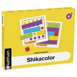 Shikacolor pour 4 enfants