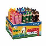 Schoolpack 48 crayons Groove TRIPLEONE