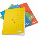 Cahier 17x22 cm super 48 pages seyes 90g