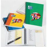 Carnet de vocabulaire 90g 48 pages 14.8 x 21 cm ligné