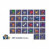 Abc mandala