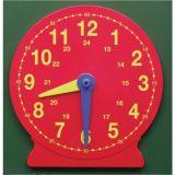 Horloge magnétique géante