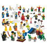 9348-ensemble de personnages de la communaute lego
