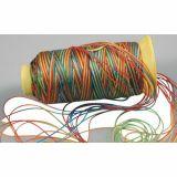 Bobine de 230 m de fil nylon multicolore
