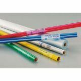 Rouleau plastique transparent polypropylène non adhésif 50m x 0,70m incolore 45 microns