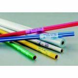 Rouleau plastique polypro. non adhésif 2mx0,70m 45 microns - rouge