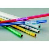 Rouleau plastique polypro. non adhésif 2mx0,70m 45 microns - bleu