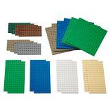 9388 petites plaques de construction lego