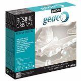Kit de resine cristal 150 ml