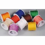 Lot 10 cordons couleurs assorties   1.7mm x 18m