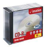 Disque compact enregistrable cdr 80mn