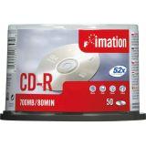 Pack 50 cdr 80mn enregistrable