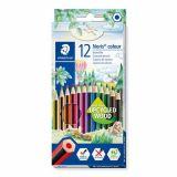 Etui 12 crayons couleurs Noris Colour Staedtler