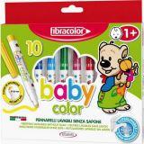 Etui 10 feutres Babycolor