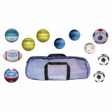 Ensemble de 11 ballons de sport 5 disciplines