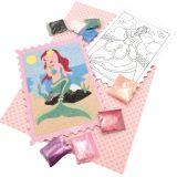 Kit de 8 cartes à sable 18 x 13 cm