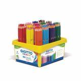 Schoolpack de 192 crayons de couleurs assorties Omyacolor Giotto Stilnovo 2