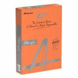 Ramette couleur vive 500 feuilles 80g A4 à la teinte - citron (jaune intense)