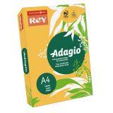 Ramette adagio vive 250 feuilles 120g A4 - bouton d'or (abricot)