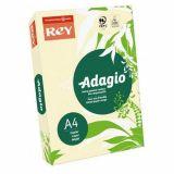 Ramette adagio vive 250 feuilles 120g A4 - ivoire