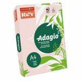 Ramette adagio vive 250 feuilles 120g A4 - rose