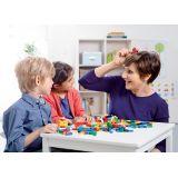 Boîte de briques lego