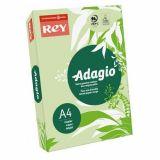 Ramette adagio vive 250 feuilles 120g A4 - vert clair (vif)
